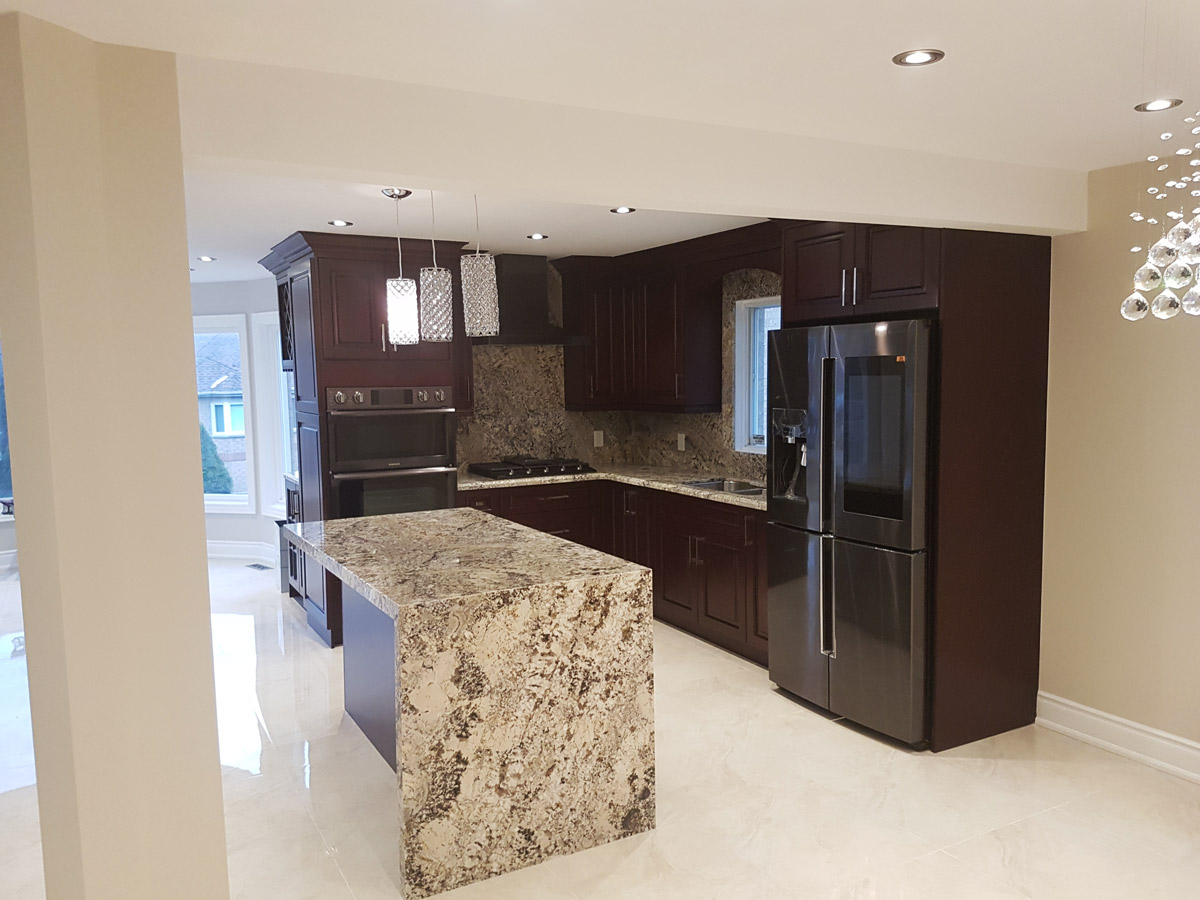 Affordable Small Kitchen Design
