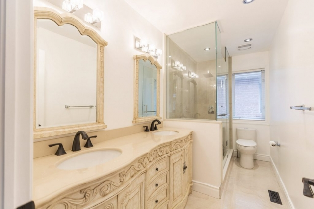 Full Bathroom Vanity Renovation