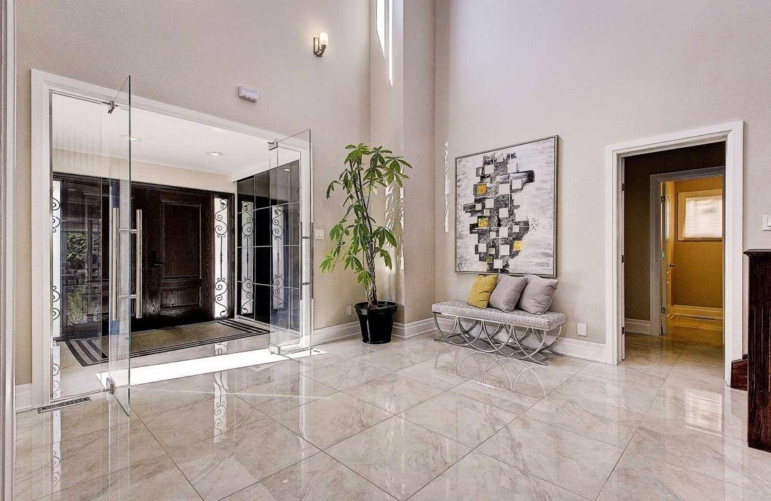 Full Home Renovation Enterance