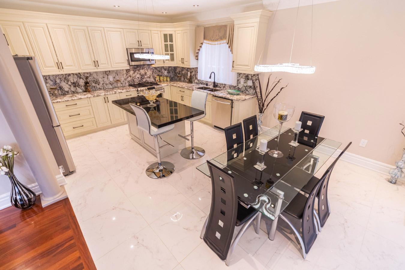 Full Kitchen Renovations