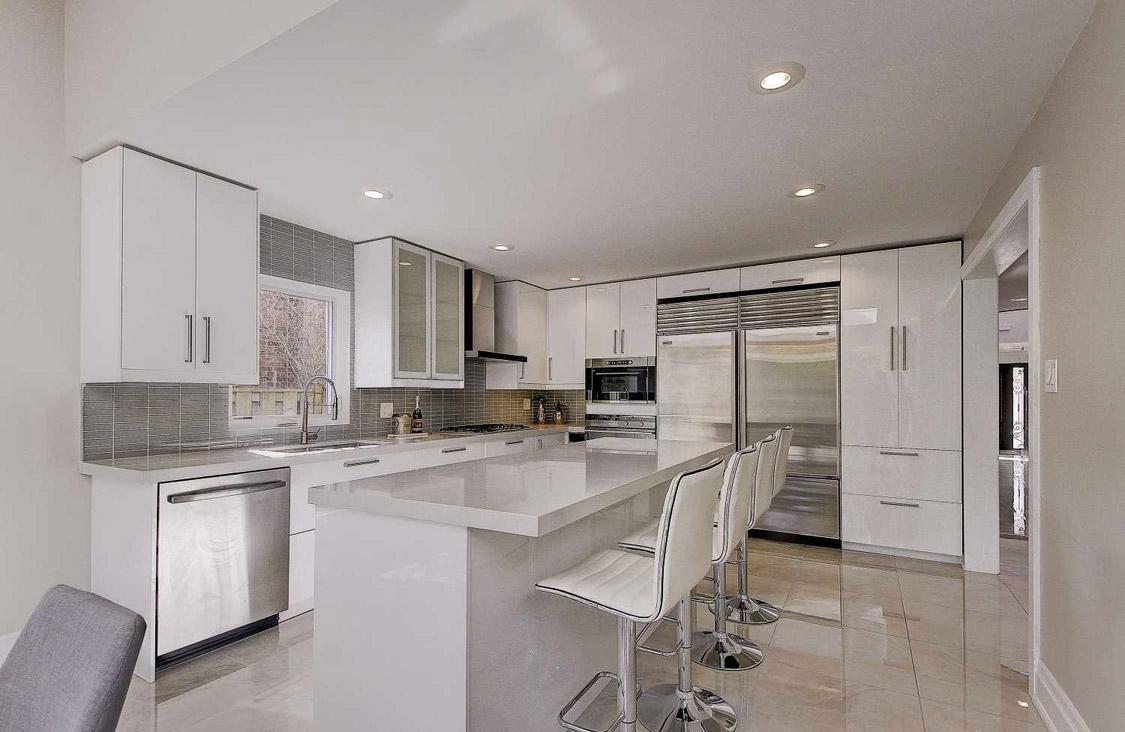 Modern Kitchen Design Renovation 2