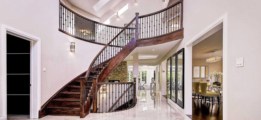 Stairs Renovation Services Banner